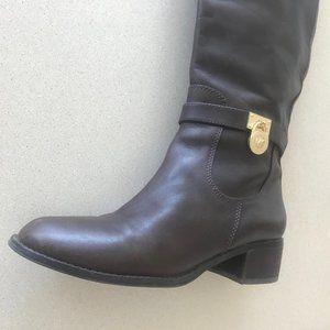 Michael Kors Knee High Riding Boots brown  Sz7.5